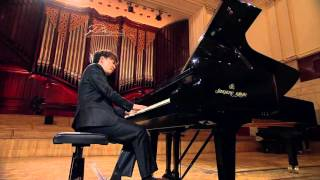 Chi Ho Han – Prelude in E major Op. 28 No. 9 (third stage)