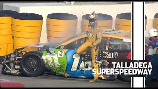 Big Wrecks!  All the highlights from Talladega Superspeedway's Playoff Race | NASCAR  Cup Series