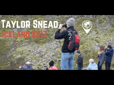 Taylor Snead: Iceland 2017
