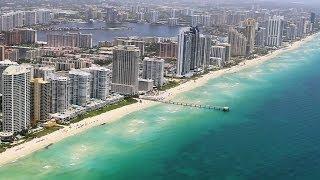 На самолете над Sunny Isles(Экскурсии в Майами. Туры в Майами. Русские гиды в Майами. Свыше 100 экскурсий в Майами на русском языке. Туры..., 2013-11-28T21:55:52.000Z)