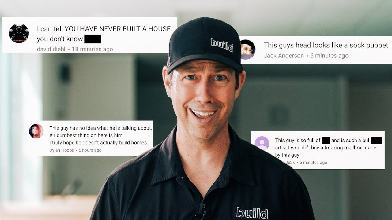 Matt Risinger Reads Mean Comments