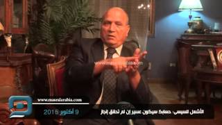 مصر العربية | الأشعل للسيسى: حسابك سيكون عسير إن لم تحقق إنجاز