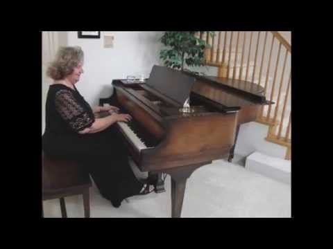 Claudia Gambino ~ Piano ~ Freely Freely
