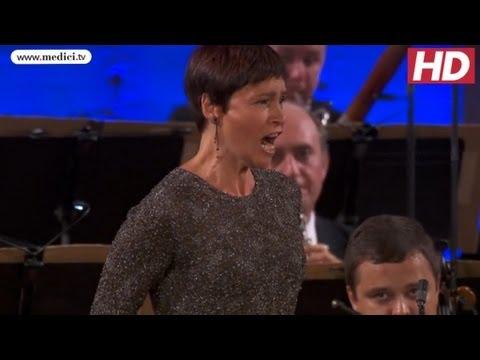 Sandrine Piau - Mozart - Lucio Silla Frai pensier piu Funesti