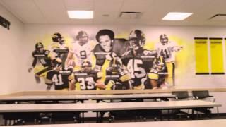 Iowa Football HFPC Tour