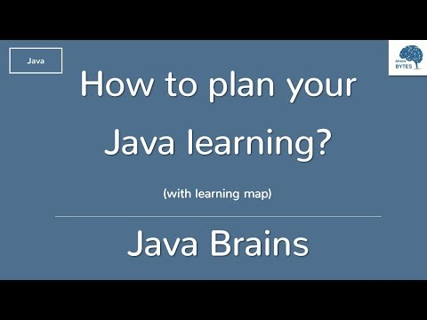 How to plan your Java learning path - Brain Bytes