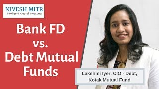 Debt Mutual Funds vs. Fixed Deposits (FD)