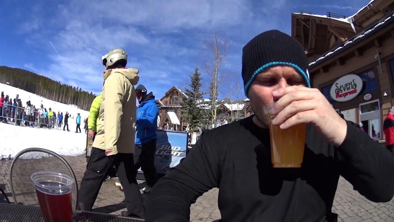 Breckenridge 2016 Brenter Ski Bikes Youtube