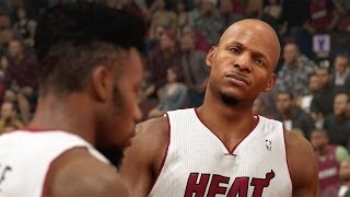 Nba 2k14 (ps4 next-gen gameplay) - my thoughts on eco motion engine & emotion plus personalities