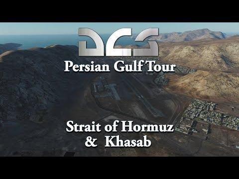 DCS Persian Gulf Tour - Strait of Hormuz & Khasab