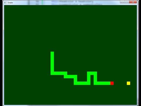 Javascript Canvas Yılan Oyunu Yapımı -bölüm 1