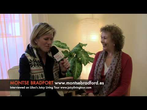 Natural nutrition advices from Montse Bradford, Barcelona