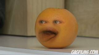 Надоедливый Апельсин 1. Яблоко (Русский перевод)