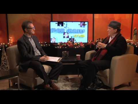 """NET TV - Portraits of Faith - """"Robert Davi"""" (December 26, 2013)"""