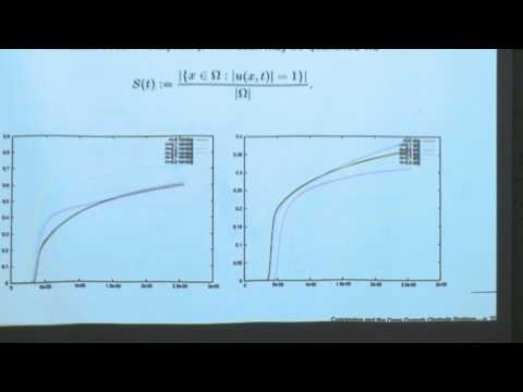Coarsening & the Deep Quench Obstacle Problem - Prof. Amy Novick Cohen