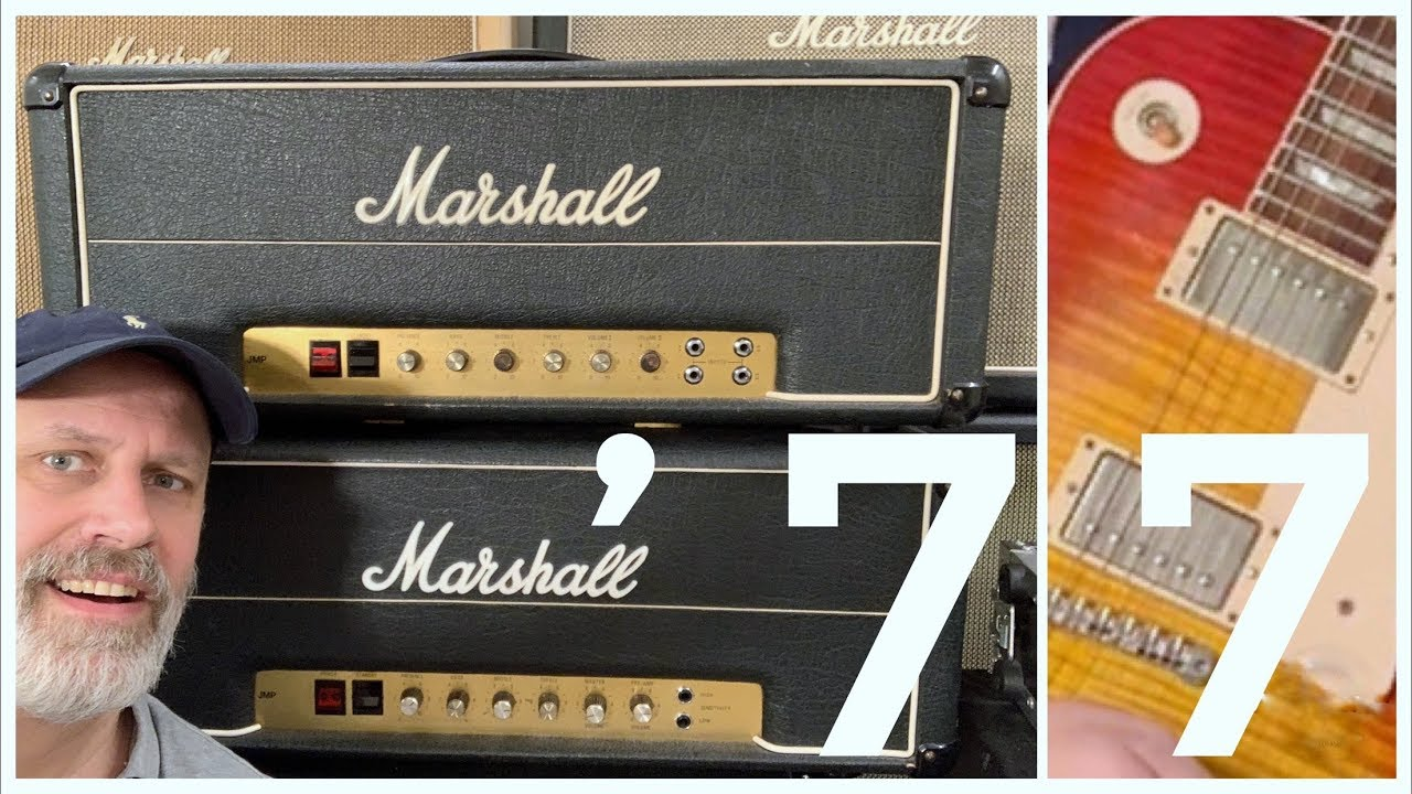 1977 - One of Marshall Amps very best years believe it or not!