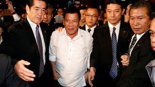 RFI 25/10/2016: R.Duterte đổi giọng về Mỹ