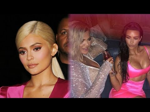 Kylie Jenner ¡Los Momentos Mas LOCOS de su Fiesta de 21 Años!