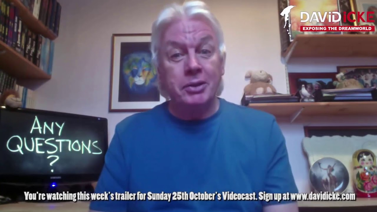 David Icke - About Flat Earth