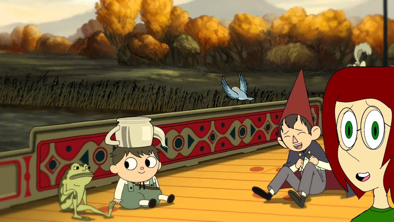 Blind reaction over the garden wall episode 6 lullaby - Over the garden wall episode list ...