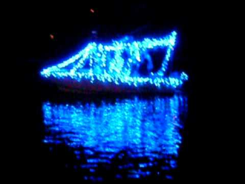 Christmas Boat Parade New Port Richey, FL- River Lights Boat Parade 12-4-10