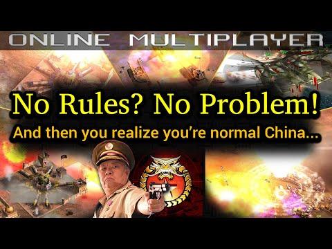 Normal China Is Actually GOOD? | C\u0026C Generals Zero Hour