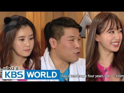 Happy Together -Seo Janghoon, Lee Kyouhyuk, Hani (EXID) & more! (2015.02.19)