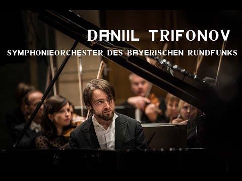 Daniil Trifonov / R. Strauss: Burleske - Symphonieorchester des Bayerischen Rundfunks