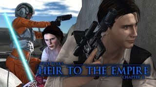 Star Wars: Heir to the Empire - Chapter 10