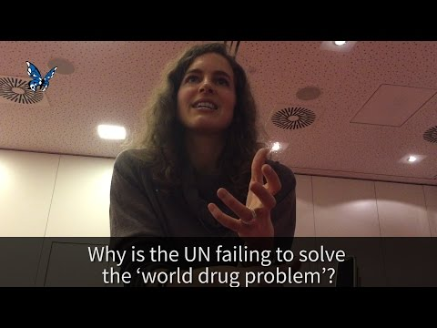 Why is the UN failing to solve the 'world drug problem'?