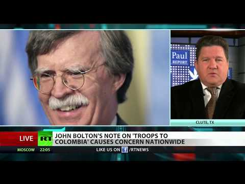 US in Venezuela: Like Syria, 'but stupider'
