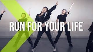 Tiffany Young - Run For Your Life / WENDY Choreography.