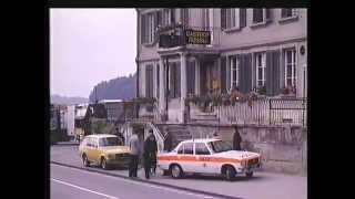 Swiss road trip geht tötlich im Gastof Rössli zu ende!  ( Messidor 1979 )