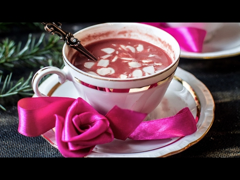 How To Make Kashmiri Pink Chai | Noon Chai