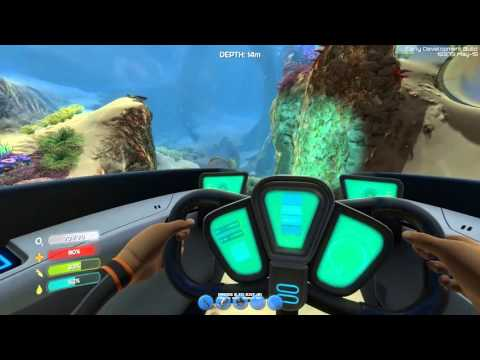 Subnautica Gameplay Part 5: Seamoth Jump Scare! (Early Access)