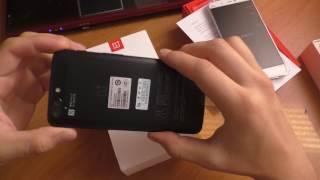 Первое впечатление от OnePlus 5 на 128 Gb сравнение с xiaomi mi5s