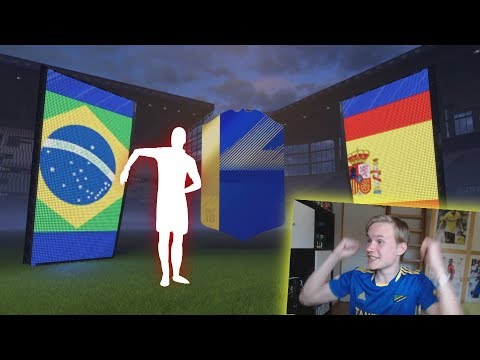 SAIN LA LIGA TOTSEJA!! - FIFA 18 TOTS PAKETTIEN AVAUS