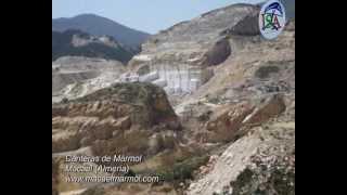 Macael (Almería) CANTERAS DE MARMOL