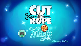 Cut the Rope: Magic Gameplay Trailer