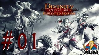 Divinity Original Sin Enhanced Edition - Gameplay ITA - Walkthrough #01 - Inizia l