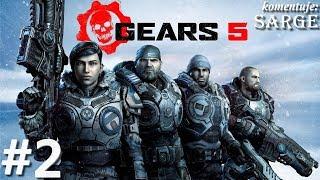 Zagrajmy w Gears 5 PL odc. 2 - Niesubordynacja