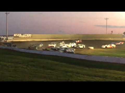 Super Stock Wreck at Casino Speedway 7-21-2019
