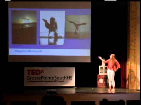 The importance of individualism | Ella Koss | TEDxGrossePoin