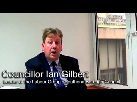 Councillor Ian Gilbert is concerned about the new Administration