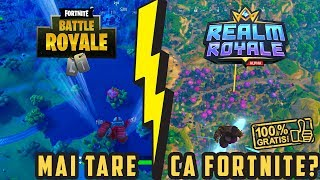 🔥 HARDER THAN FORTNITE? NEW FREE GAME REALM ROYALE! IT'S FREE! NEW FREE GAME ON STEAM 2018!