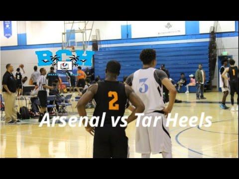 NORCAL TAR HEELS vs TEAM ARSENAL (16's) FULL GAME RECAP | Matchup City Highlights