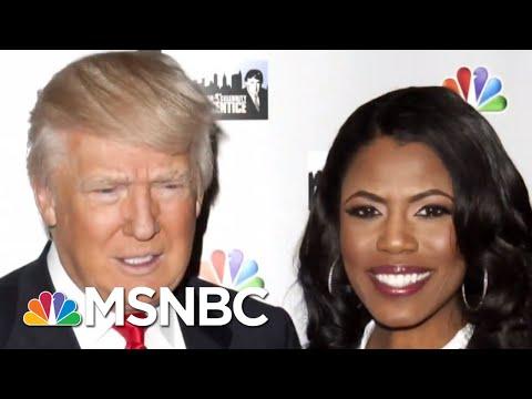 Revealed: Omarosa Secretly Recorded President Donald Trump   The Beat With Ari Melber   MSNBC