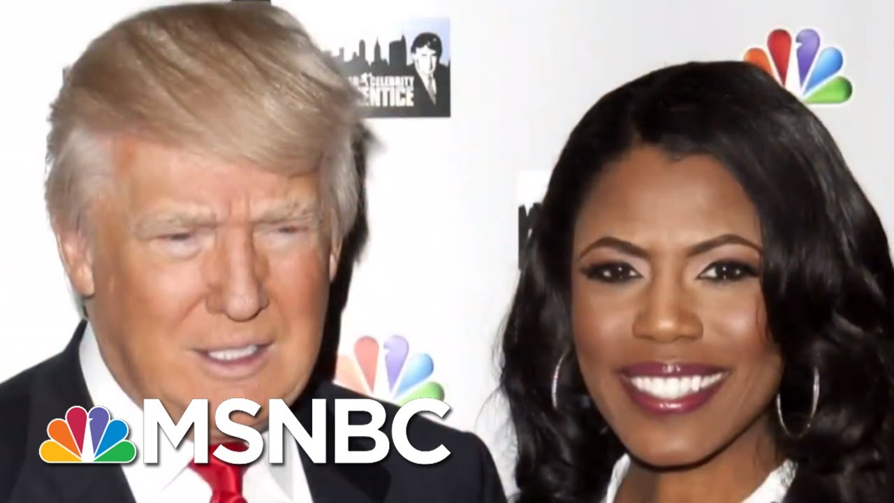 Omarosa Manigault Reveals The One Person Who Could 'End' Donald Trump's Presidency