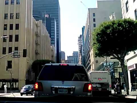 VISITING: Downtown Los Angeles CA