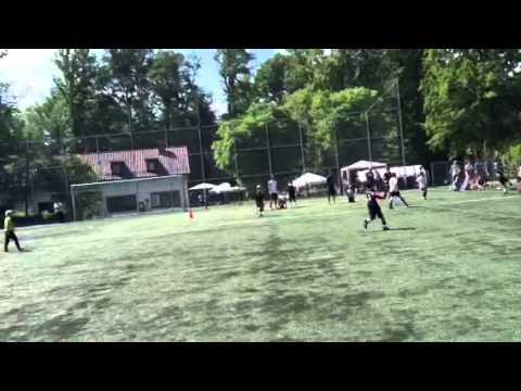 Stuttgart Ost Fußball Nr. 8 Taha/16.06.2013
